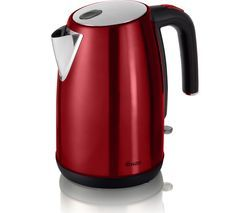 SWAN Bullet Jug Kettle - Red Best Price, Cheapest Prices