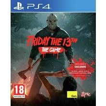 Friday The 13th PS4 Game Best Price, Cheapest Prices