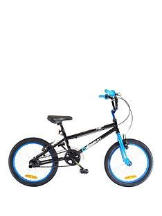 Silverfox Plank Boys BMX Bike 9 inch Frame Best Price, Cheapest Prices