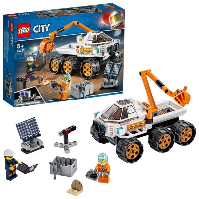 LEGO City Rover Testing Drive Playset - 60225 Best Price, Cheapest Prices