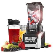 Ninja 6 Piece Nutritional Duo Blender - Black Best Price, Cheapest Prices