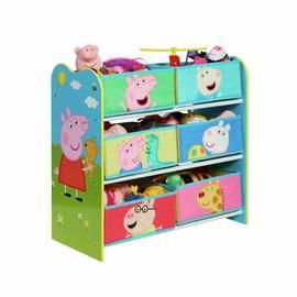 Peppa Pig Multi-Storage Unit Best Price, Cheapest Prices