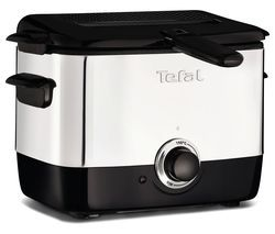 TEFAL FF220040 Mini Fryer - Stainless Steel