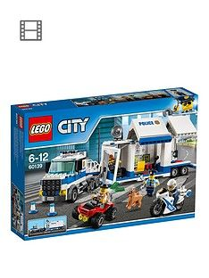 LEGO City 60139 Mobile Command Center Best Price, Cheapest Prices