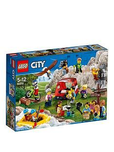 LEGO City 60202 People Pack - Outdoor Adventures Best Price, Cheapest Prices