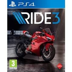 Ride 3 PS4 Game Best Price, Cheapest Prices
