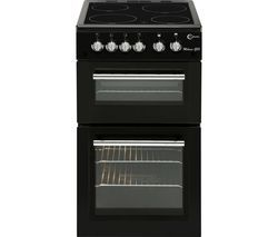 FLAVEL MLB5CDK 50 cm Electric Ceramic Cooker - Black Best Price, Cheapest Prices