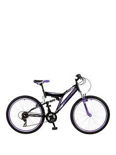 Boss Cycles Boss Venom Ladies Steel Mountain Bike 18 Inch Frame Best Price, Cheapest Prices