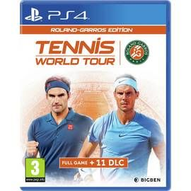 Tennis World Tour: Roland Garros Edition PS4 Game Best Price, Cheapest Prices