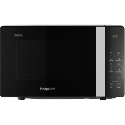 Hotpoint FREE SPACE MWHF201B 20 Litre Microwave - Black Best Price, Cheapest Prices