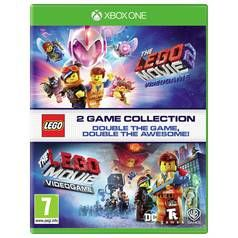 The LEGO Movie 1 & 2 Double Pack Xbox One Game Best Price, Cheapest Prices
