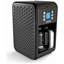 Morphy Richards 163002 Vector Filter Coffee Maker - Black Best Price, Cheapest Prices