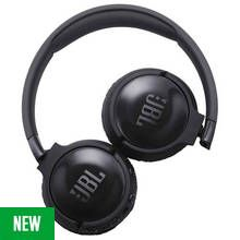 JBL T600 On-Ear Wireless ANC Headphones - Black Best Price, Cheapest Prices