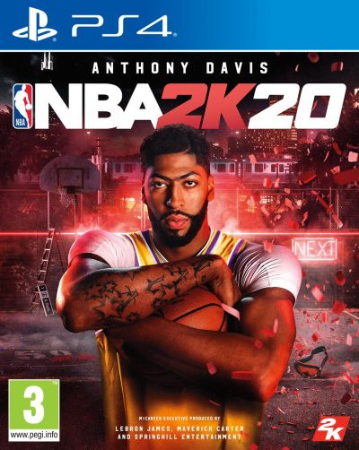 NBA 2K20 PS4 Game Best Price, Cheapest Prices