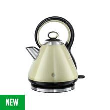 Russell Hobbs 21888 Legacy Quiet Boil Kettle - Cream Best Price, Cheapest Prices