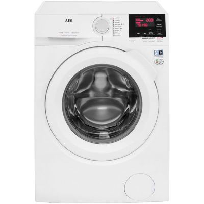 AEG ProSense Technology L6FBG141R 10Kg Washing Machine with 1400 rpm - White - A+++ Rated Best Price, Cheapest Prices