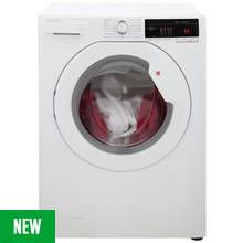Hoover DXOA410LW3 10KG 1400 Spin Washing Machine - White Best Price, Cheapest Prices