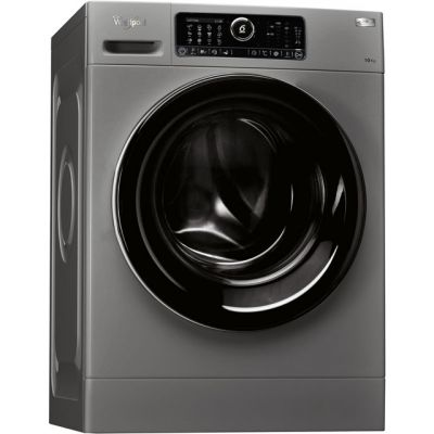 Whirlpool FSCR10432S 10Kg Washing Machine with 1400 rpm - Silver - A+++ Rated Best Price, Cheapest Prices