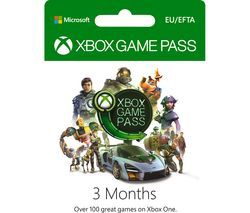 XBOX ONE Xbox One Game Pass - 3 months Best Price, Cheapest Prices