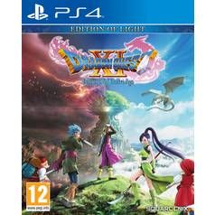 Dragon Quest XI PS4 Game Best Price, Cheapest Prices