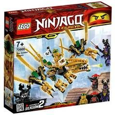 LEGO Ninjago The Golden Dragon - 70666 Best Price, Cheapest Prices