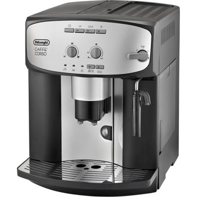 De'Longhi ESAM2800 Bean to Cup Coffee Machine - Silver / Black Best Price, Cheapest Prices