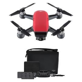 DJI Spark Drone Fly More Combo – Lava Red Best Price, Cheapest Prices