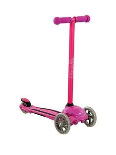 U Move U First Fixed Tilt Scooter &Ndash; Pink Best Price, Cheapest Prices