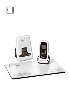 Tommee Tippee Tommee Tippee Closer To Nature Digital Sound &Amp; Movement Baby Monitor Best Price, Cheapest Prices
