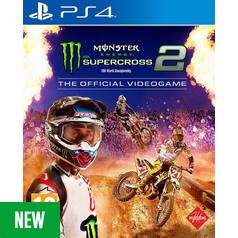 Monster Energy Supercross 2 PS4 Game Best Price, Cheapest Prices
