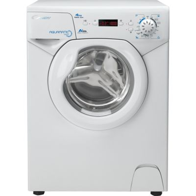 Candy Aquamatic AQUA1042D1 4Kg Washing Machine with 1000 rpm - White - A+ Rated Best Price, Cheapest Prices