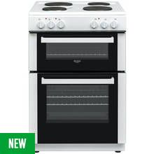 Bush DHBET60W Electric Cooker - White