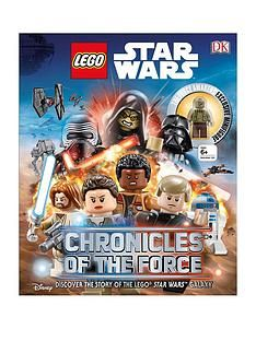 LEGO Lego Star Wars Chronicles Of The Force Book Best Price, Cheapest Prices