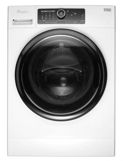 Whirlpool FSCR12430 12KG 1400 Spin Washing Machine - White Best Price, Cheapest Prices