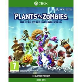 Plants Vs Zombies: Battle for Neighbourville Xbox One Game Best Price, Cheapest Prices