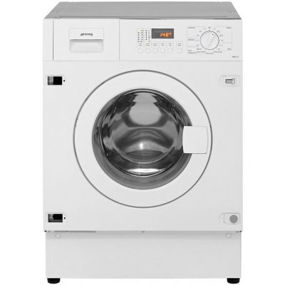 Smeg Cucina WMI12C7 Integrated 7Kg Washing Machine with 1200 rpm - A+ Rated Best Price, Cheapest Prices