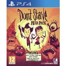 Don't Starve Mega Pack PS4 Game Best Price, Cheapest Prices