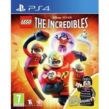 Lego The Incredibles Mini Figure Edition PS4 Game Best Price, Cheapest Prices