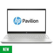 HP Pavilion 15.6 Inch i3 8GB 128GB Laptop - Silver Best Price, Cheapest Prices