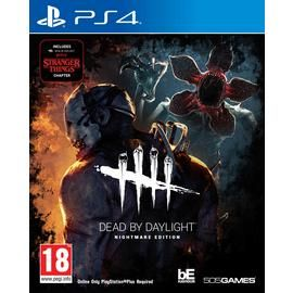 Dead by Daylight: Nightmare Edition PS4 Game Best Price, Cheapest Prices