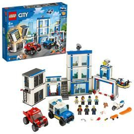 LEGO City Police Station Building Building Set- 60246 Best Price, Cheapest Prices