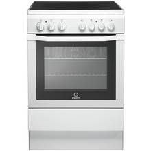 Indesit I6VV2AW Freestanding Electric Cooker - White