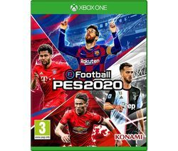 XBOX ONE eFootball PES 2020 Best Price, Cheapest Prices