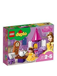 LEGO Duplo 10877 Princess Belle´s Tea Party Best Price, Cheapest Prices