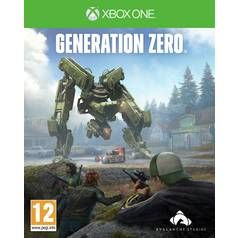 Generation Zero Xbox One Game Best Price, Cheapest Prices