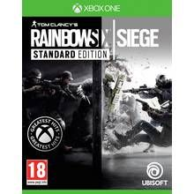 Rainbow Six Siege - Xbox One Best Price, Cheapest Prices