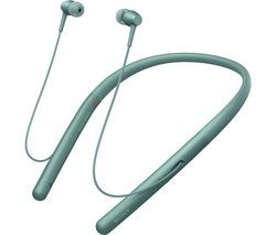 SONY h.ear Series WI-H700 Wireless Bluetooth Headphones - Green Best Price, Cheapest Prices