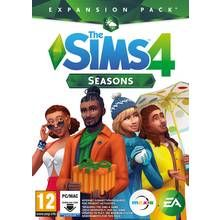 Sims 4 Season Expansion Pack PC Game Best Price, Cheapest Prices