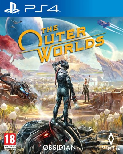 Outer Worlds PS4 Pre-Order Game Best Price, Cheapest Prices