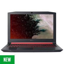 Acer Nitro 15.6 Inch i5 8GB 1TB 128GB GTX1050 Gaming Laptop